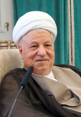 Former Iranian President Akbar Hashemi Rafsanjani ◇ハシェミ・ラフサンジャニ師