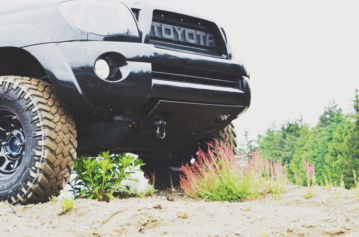 Custom Toyota Tacoma Parts at http://www.bpfabricating.com