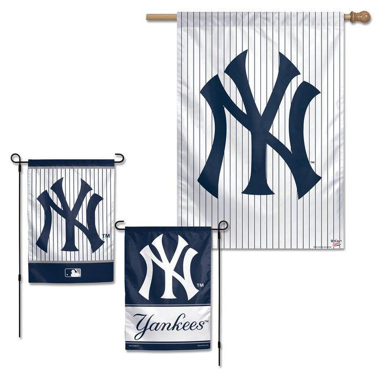 New York Yankees WinCraft WinCraft House Flag and Garden