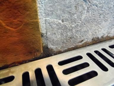 Try this Frugal Mold and Mildew Remover: Mildewy Grout