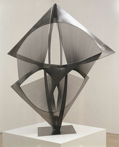 Naum Gabo | Constructivist