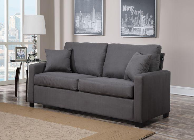 Best Comfy Grey Sofa Sofa Gray Sofa Home Decor 400 x 300