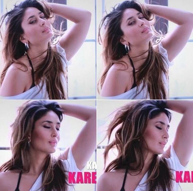 Kareena Kapoor for India Vogue 2016