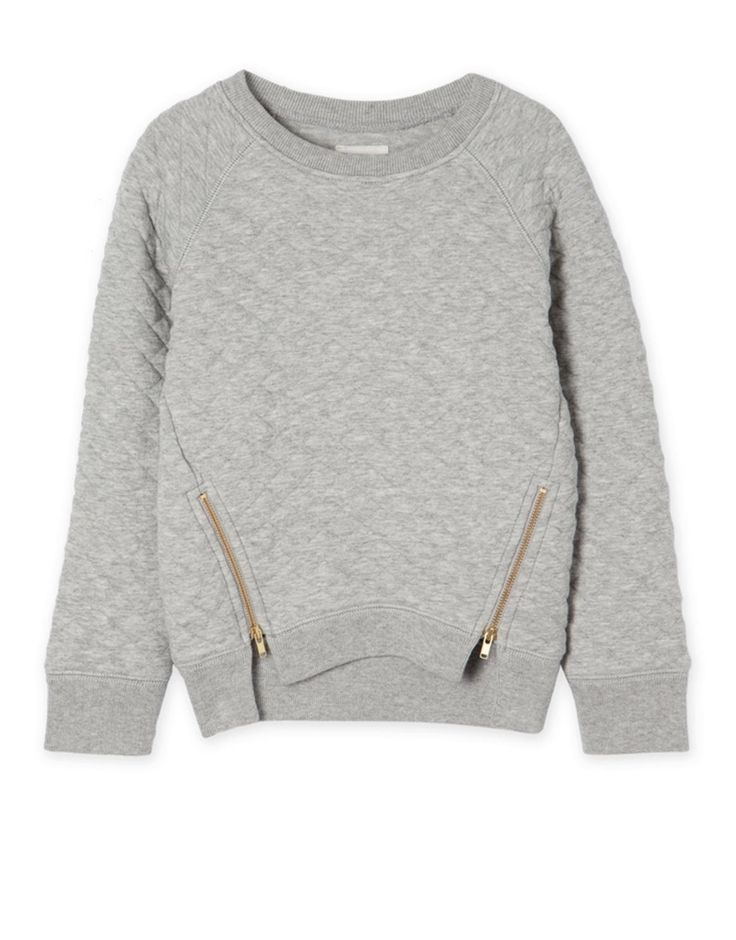 Country Road Quilted Sweat