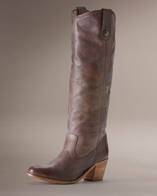 Frye boots. Plain and simple