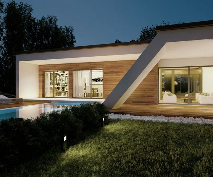 Oltre 25 fantastiche idee su case piccole moderne su for Piccole case moderne