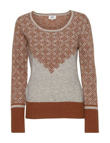 AW 2013Jacquard knit - Grey