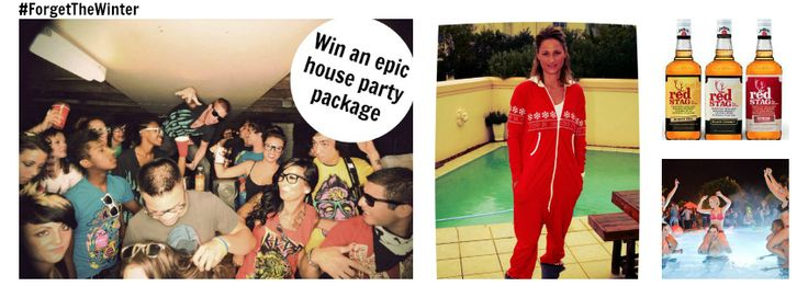 Awesome House Party competition!