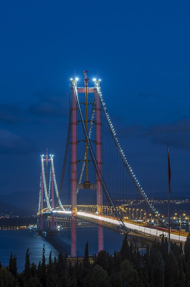 https://flic.kr/p/J5GQab | Osman Gazi Bridge