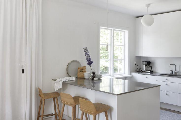 Kitchen Interior design Scandinavian design Stenkullavägen 44 | Fantastic Frank