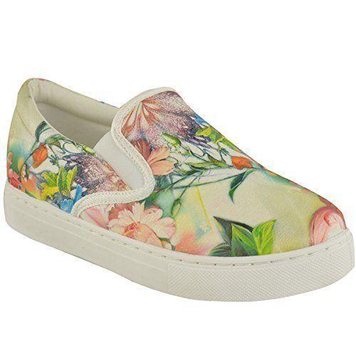Fashion Freizeitschuhe Damen Schuhe Sneakers 2388 Khaki 39