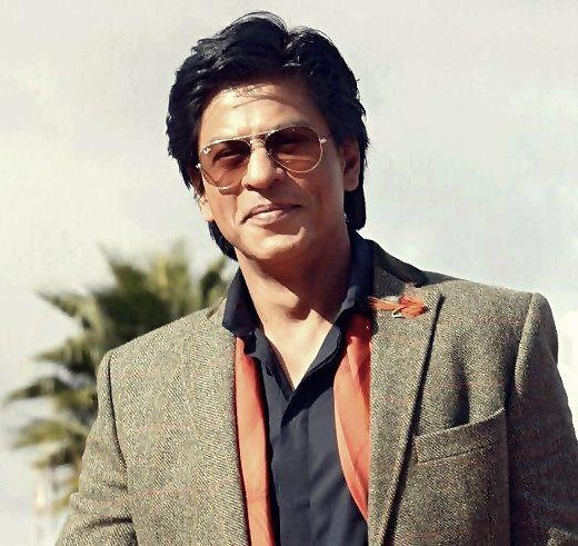 Shahrukh Khan at the Marrakech International Film Festival 2012