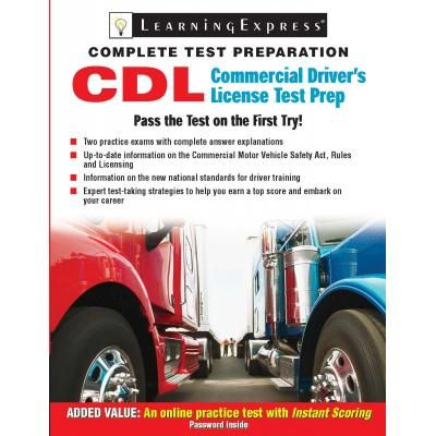 Get that CDL Permit the FIRST time... we  guarantee it every time! Take a Free CDL  Class A Practice Endorsement Test NOW! We now have the Driver License Test and  DMV TEST ANSWERS created the best CDL Study  Guide. It is no wonder hundreds pass every  month after seeing over 800 CDL Test  Questions and Answers.