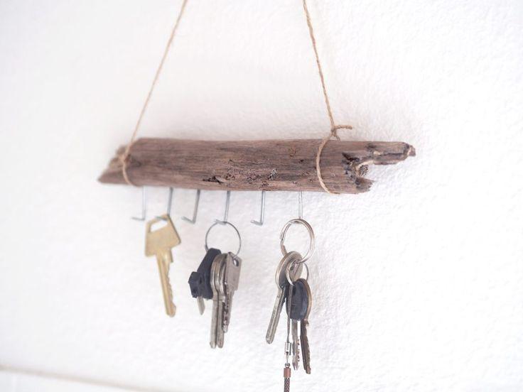DIY key holder - key-organizer
