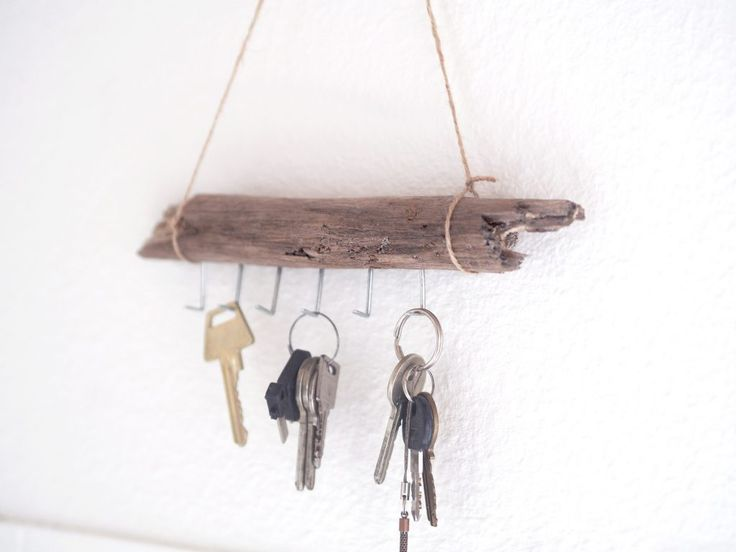 DIY key holder - key-organizer