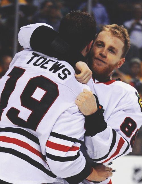 Toews & Kane, Chicago Blackhawks #bromance #1988