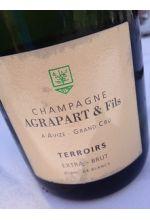 #Champagne Agrapart: il valore della parola #Terroirs in etichetta #wine #winelover