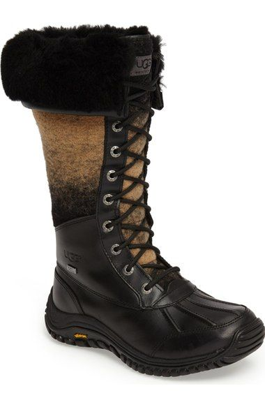 UGG Adirondack Tall Boot (Women). #ugg #shoes #boots