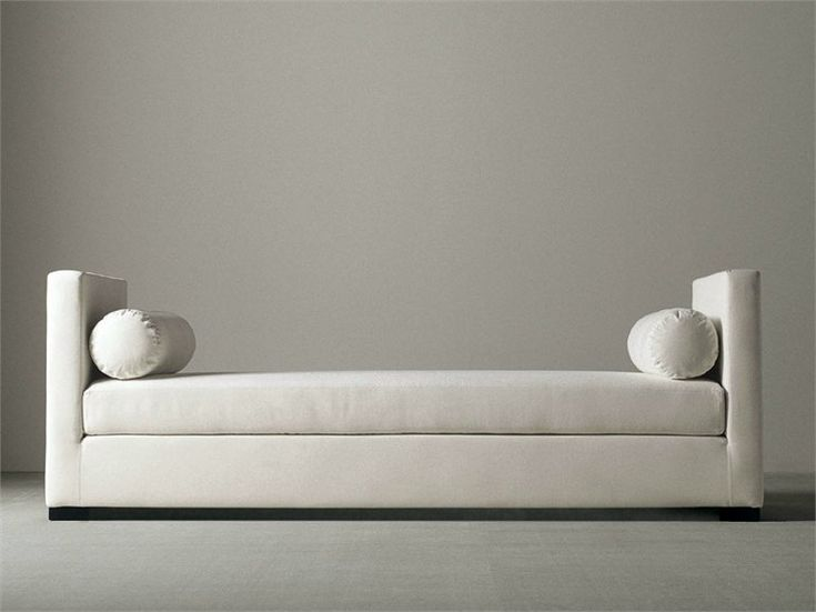 Upholstered day bed Belmondo Collection by Meridiani