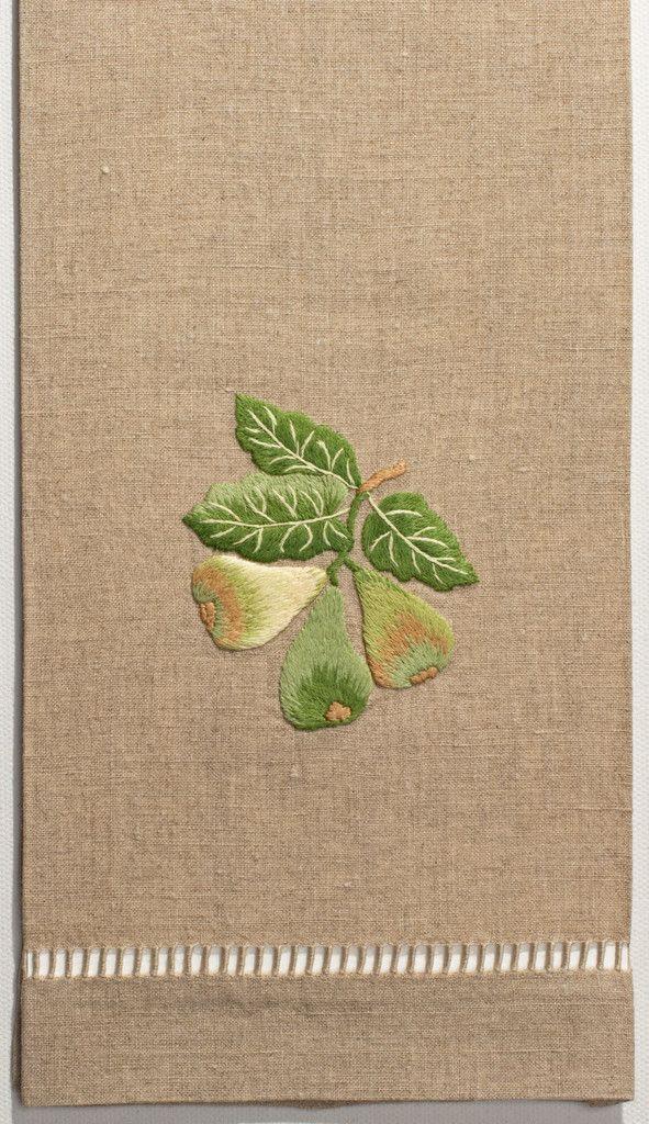 FigsHand Towel - Natural Linen – Henry Handwork