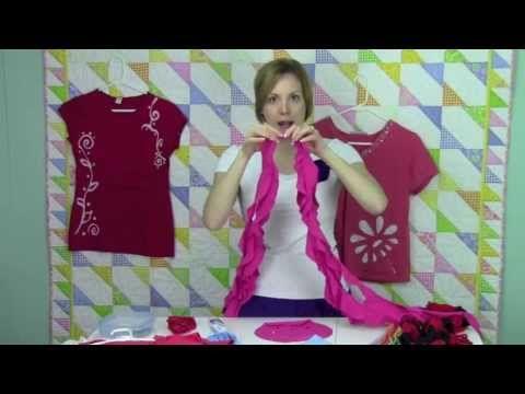 16 schnelle T-Shirt-Umarbeitung – YouTube