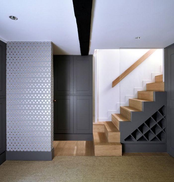 Les 239 meilleures images du tableau escalier sur pinterest for Amenager un escalier interieur