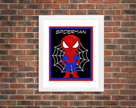 Spiderman Wall Art 23 best king's big boy room images on pinterest | bedroom ideas