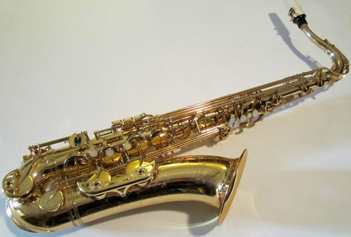 Yamaha Tenor Sax- just getting back to it.