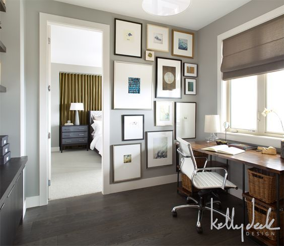 best 25+ contemporary home office paint ideas on pinterest