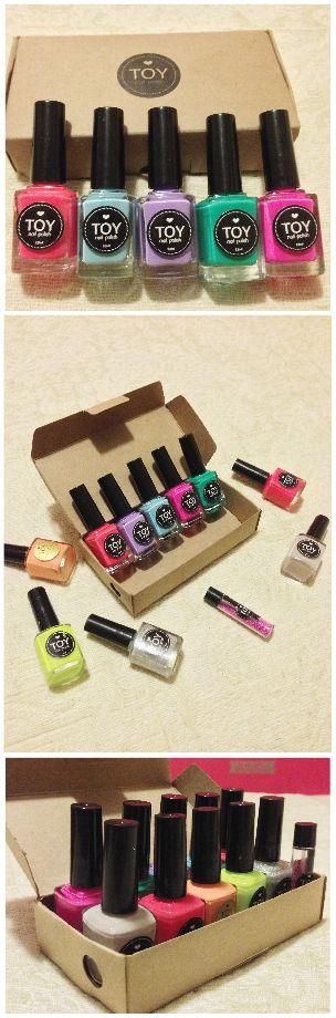 Nal Polish #ToyNails #ToyStyle #ToyMaaji @Holly McMillen nail polish  nail polish #Colors