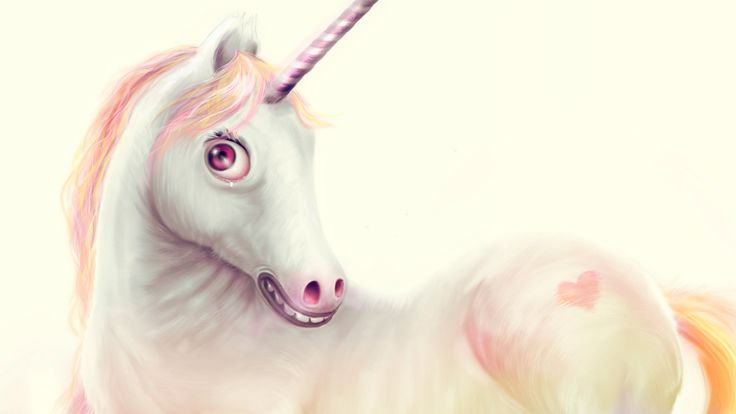 Unicorn Wallpaper by gagatka27.deviantart.com on @deviantART
