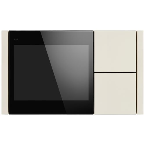 Touch&See thermostat #knx #thermostat