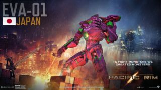So now that I've written my review of Pacific Rim I thought it might be worth getting into the comparison that everyone seems to want to make: Pacific Rim vs. Neon Genesis Evangelion. Are they really all that similar? Let's break it down.