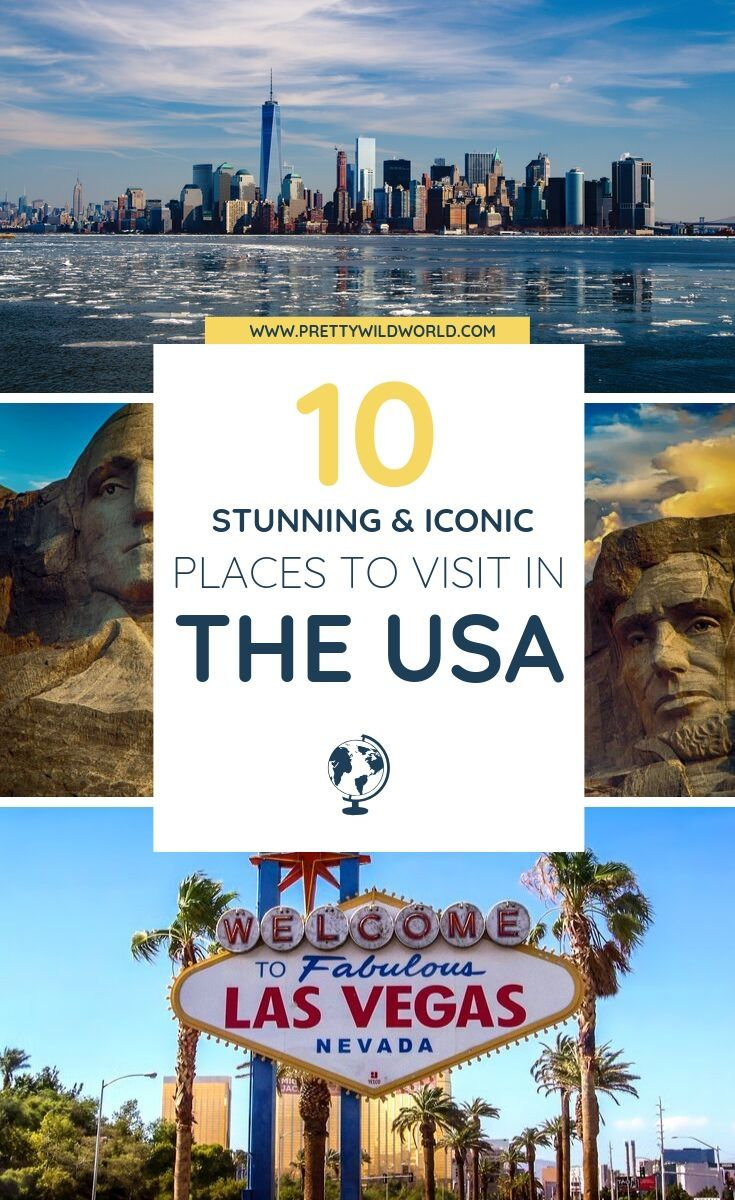 Top 10 Best Places To Visit In Usa Cool Places To Visit Places To Visit Usa Travel Destinations