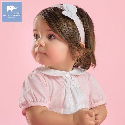 davebella Дэвид Bella 2015 весной новый прекрасный девочка принцесса группа волосы младенца DB2641