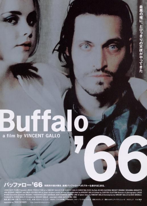 """""""Buffalo '66"""" by Vincent Gallo"""