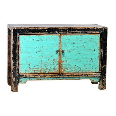 Distressed Painted Side Table. Get It At Mix  U003e Http://mixfurniture ·  Distressed FurnitureSide TablesLos AngelesIndia
