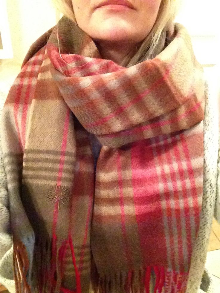 100% cashmere shawl