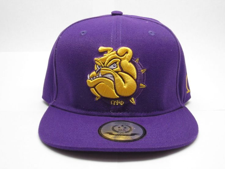"""OMEGA PSI PHI """"DAWG"""" (SIGNATURE COLLECTION) / INVICTUS x FLAT FITTY"""