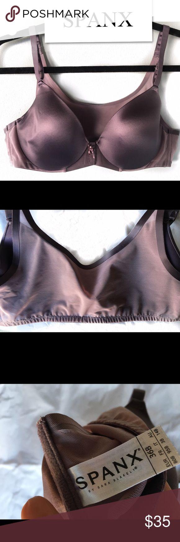 SPANX BRA-VO BREEZY BACK SMOOTHING UNDERWIRE BRA SPANX  BRA-VO BREEZY BACK SMOOTHING UNDERWIRE BRA SZ 36B RETAILS $72 SPANX Intimates & Sleepwear Bras
