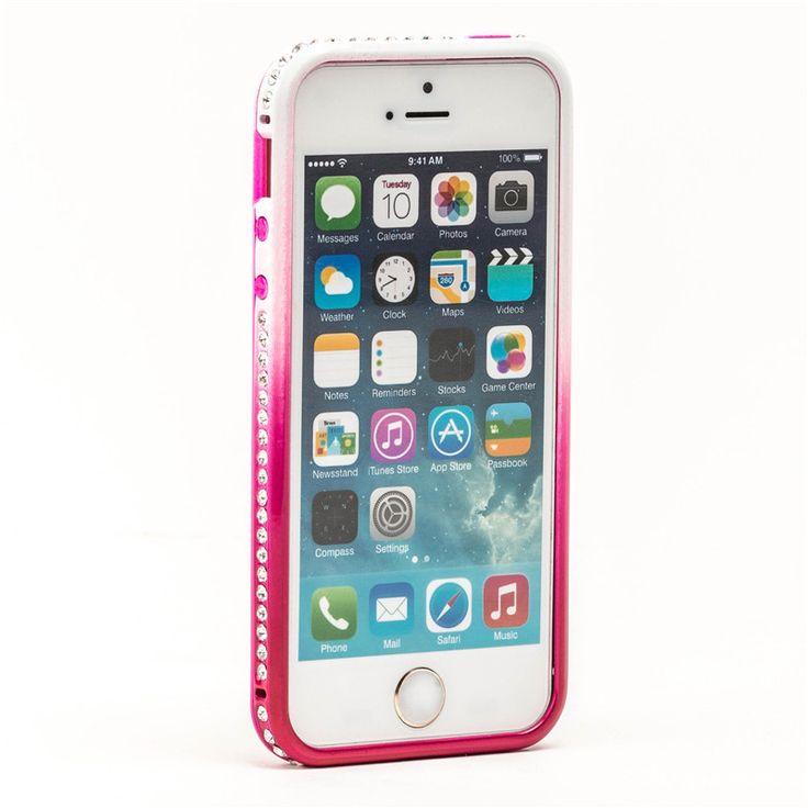 Чехол чехол для iphone 5 5S пластик, чехол для iPhone 5 5S Luxyry алмаз рама постоянный дизайн чехол для iPhone 5S жёсткая задняя часть чехол