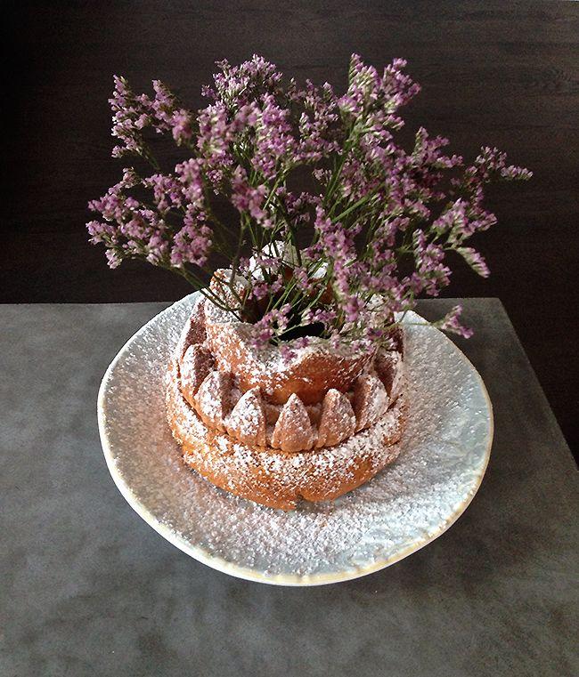 Kuchen verzieren, Kuchen dekorieren.