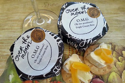 5 Things To Do in South Waikato: Cheese at the Over the Moon Dairy Company, Putaruru. Photo by Over the Moon Dairy