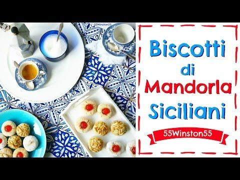 PASTE DI MANDORLA SICILIANE | Fatto in casa da Benedetta