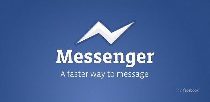 Facebook Messnger nejrychlejší cesta komunikovat