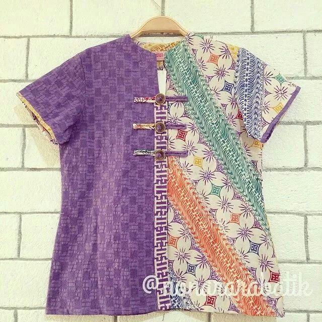 Batik Combination