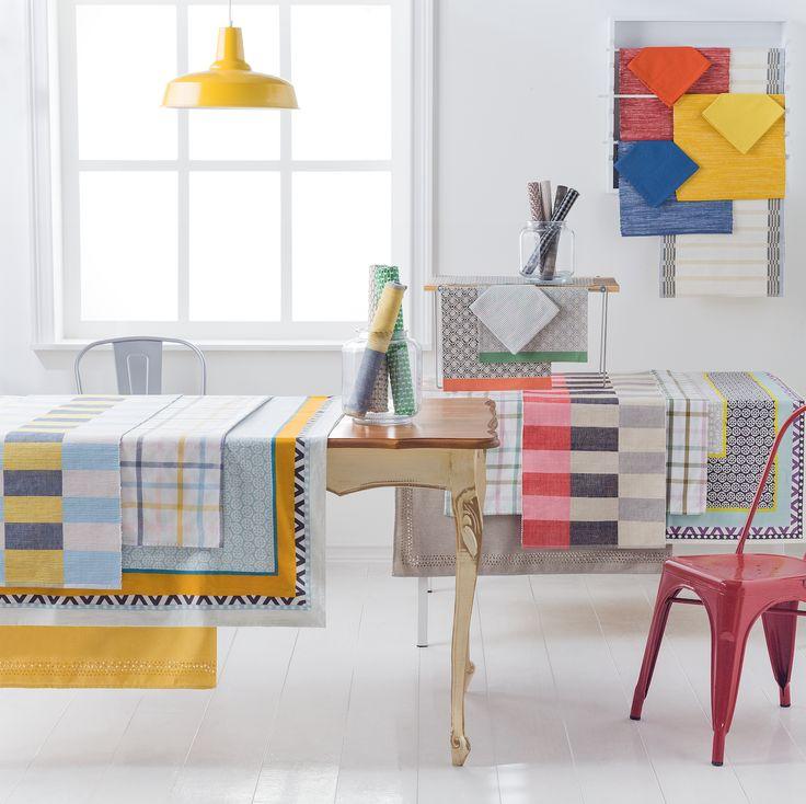 Viste tu mesa con toda nuestra variedad de manteles. Visítanos y podrás encontrar manteles en distintos tamaños, diseños y colores. ¡Te esperamos!