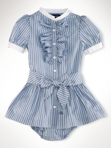 why yes, that is the cutest little baby dress I've ever seen.Infant Dresses, Infants Dresses, Baby Girl Dresses, Dresses Lauren, Baby Dresses, Onesies Dresses