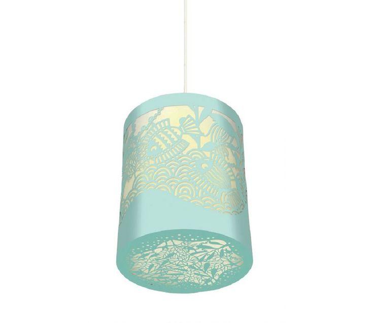 Taklampe, Sjømotiv lys turkis