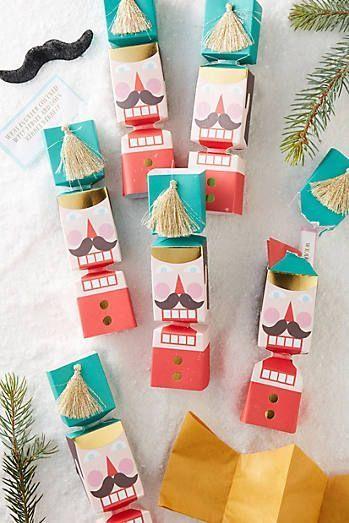 Gifts Christmas Cracker Pinterest Christmas Crackers Crackers